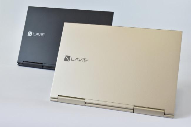 LAVIE Direct HZ 背面側(2台 その2)