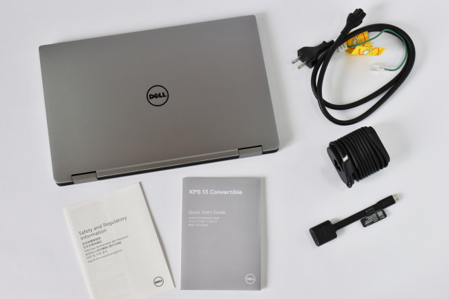 『XPS 13 2-in-1』本体セット