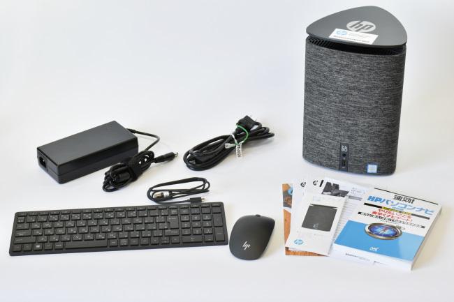 『HP Pavilion Wave 600-a100jp』一式