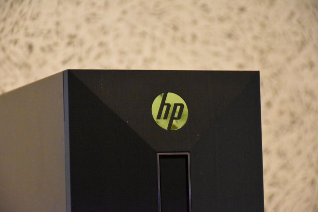HP Pavilion Power 580 HPロゴ