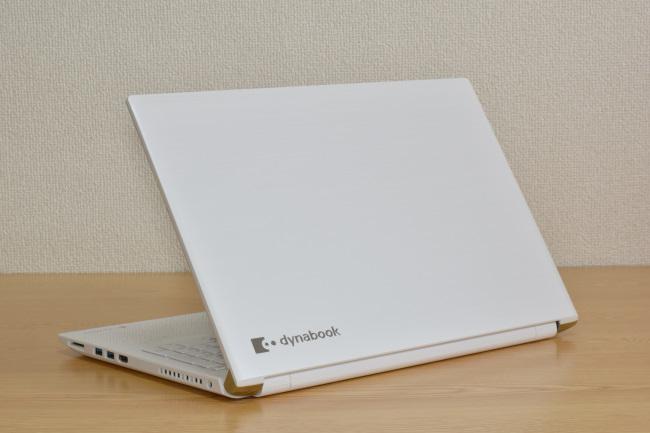 dynabook AZ25/D 背面側(その2)
