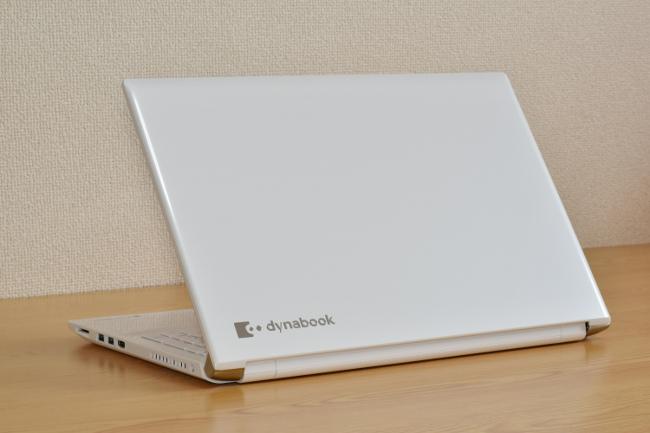 dynabook AZ25/D 背面側(その3)