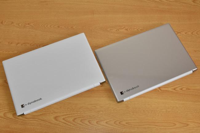 dynabook AZ25/D カラー比較(その1)