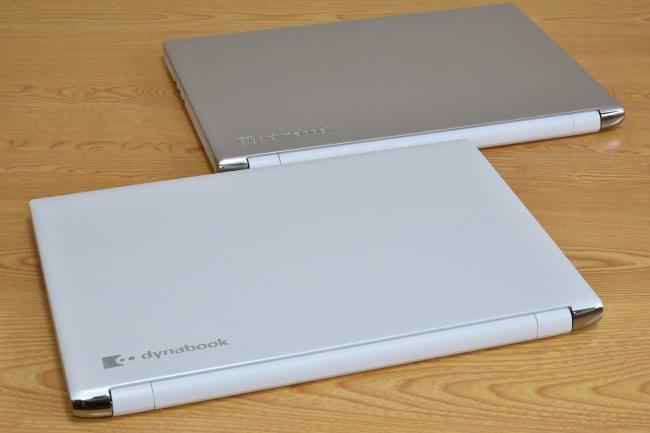 dynabook AZ25/D カラー比較(その2)