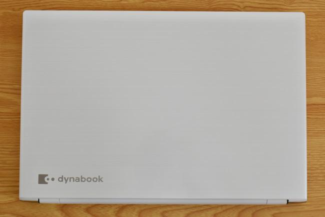 dynabook AZ25/D 天板(その1)