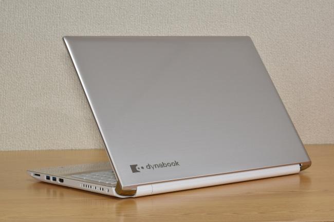 dynabook AZ65/D 背面側(その2)