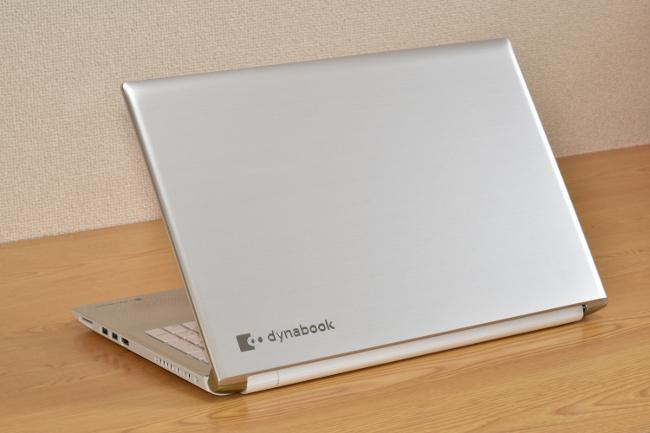 dynabook AZ65/D 背面側(その3)