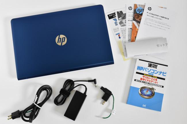 『HP Pavilion 15-cc000』本体セット