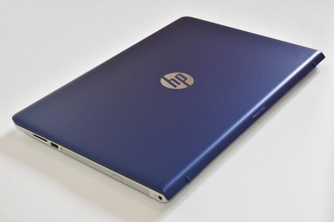 HP Pavilion 15-cc000 天面(その2)