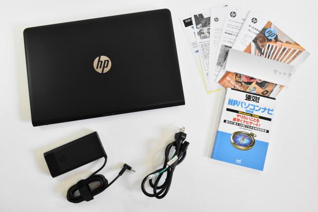 『HP Pavilion Power 15-cb000』本体セット