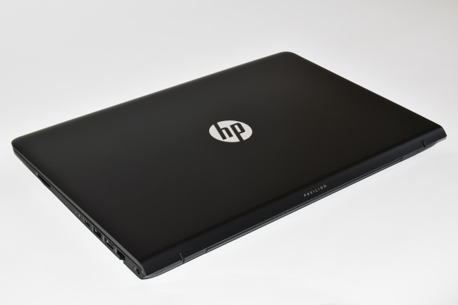 HP Pavilion Power 15-cb000 天面(その2)