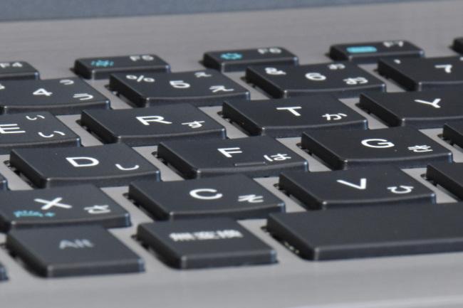 キーボードトップ