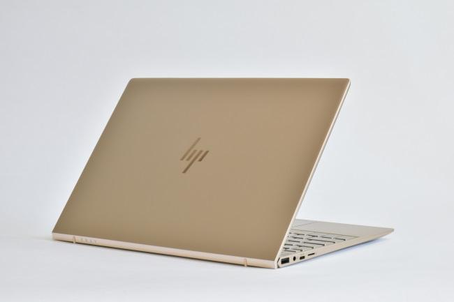 HP ENVY 13-ad000 背面側(その1)