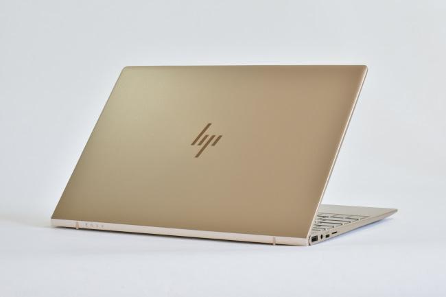 HP ENVY 13-ad000 背面側(その3)