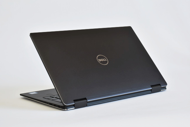 XPS 13 2-in-1 背面側(その2)