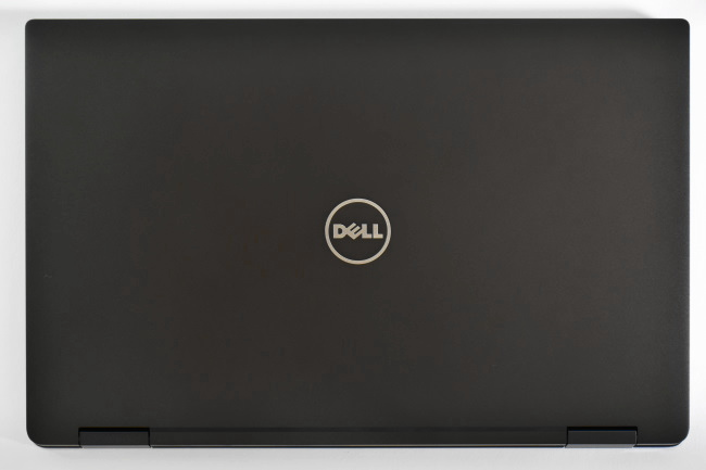 XPS 13 2-in-1 天面(その1)