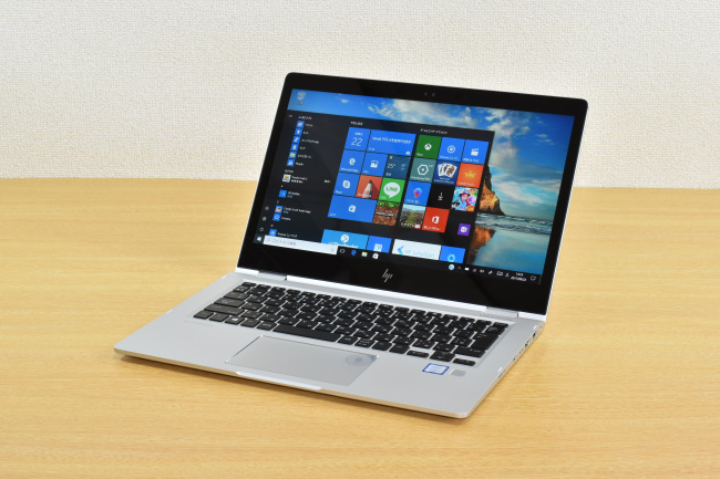 HP EliteBook x360 1030 G2 正面