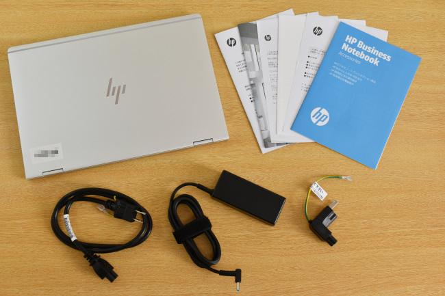 『HP EliteBook x360 1030 G2』本体セット