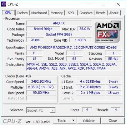 CPU-Z(CPU)
