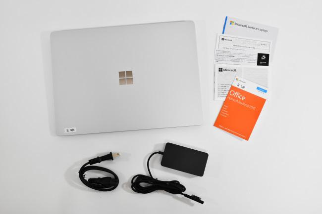 『Surface Laptop』本体セット