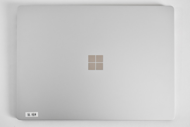 Surface Laptop 天面(その1)