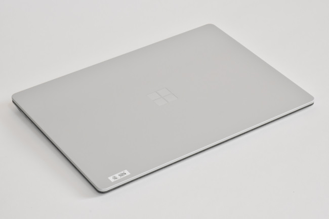 Surface Laptop 天面(その2)