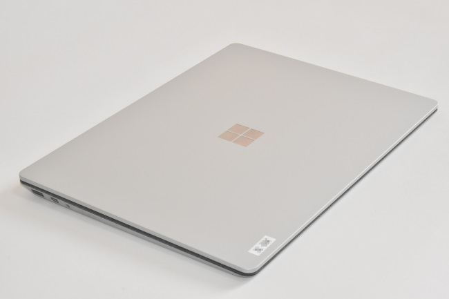 Surface Laptop 天面(その3)