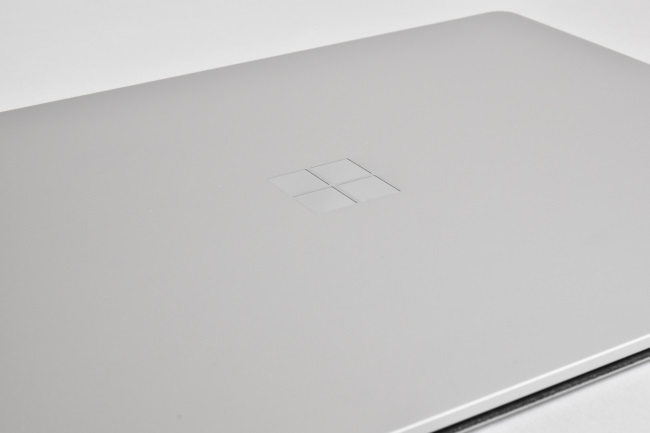 Surface Laptop 天面(その4)
