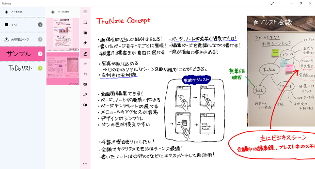 TruNote(その2)
