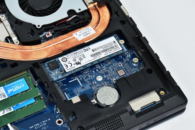 本体内部(SSD)