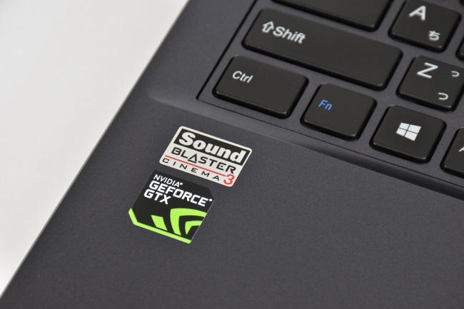 Sound Blaster ロゴ