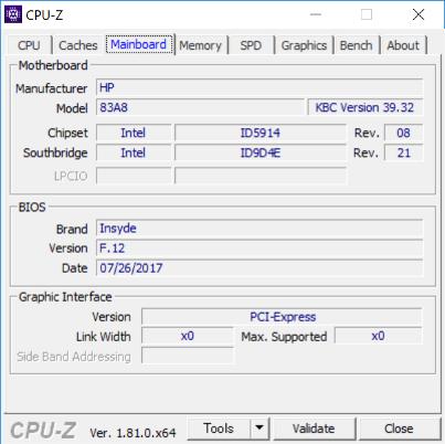 CPU-Z(MainBoard)