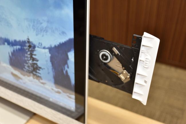 HP Pavilion 27-r000jp DVDドライブ