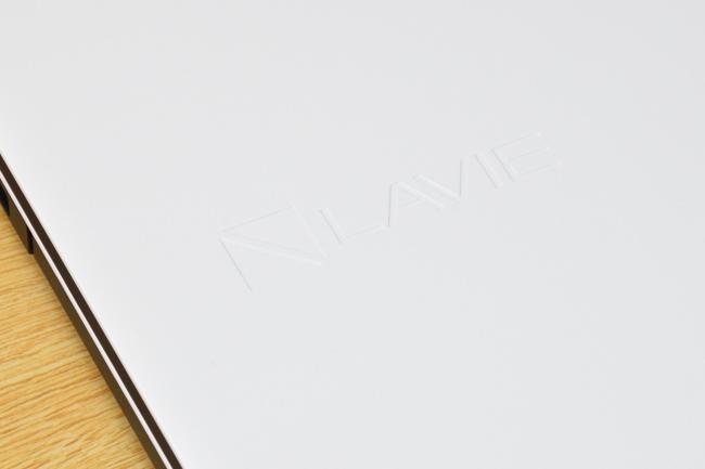 LAVIE Direct NEXT 天面ロゴ(その2)