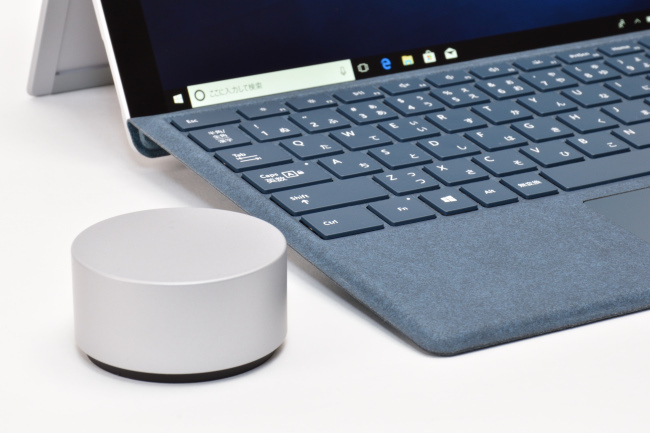 Surface Dial(その2)