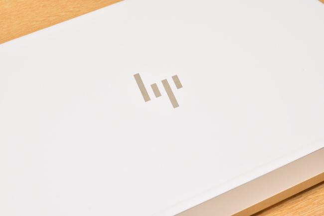 HP Spectre 13 天面(その3)