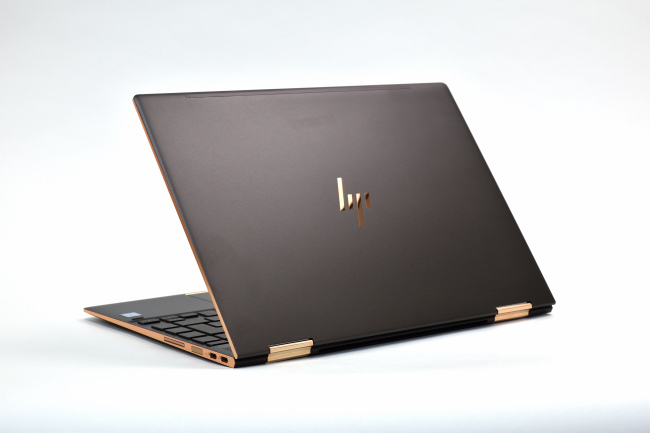 HP Spectre x360 13 背面側(その3)