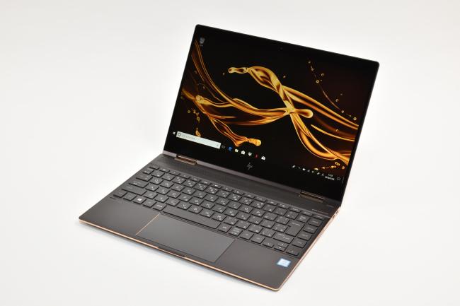 HP Spectre x360 13 正面