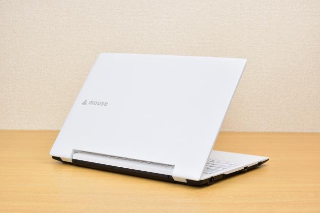m-Book J350SN-M2SH2 背面側(その3)
