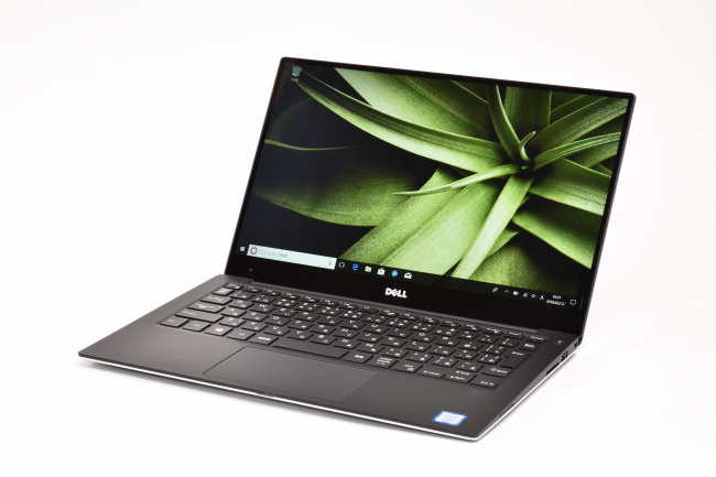 XPS 13 正面