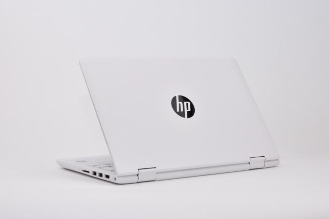 HP x360 11-ab000 背面側(その2)