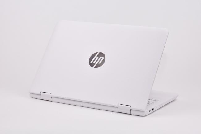 HP x360 11-ab000 背面側(その3)