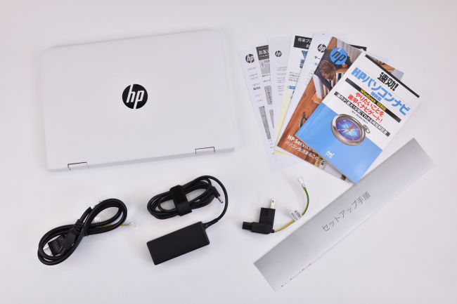 『HP x360 11-ab000』本体セット