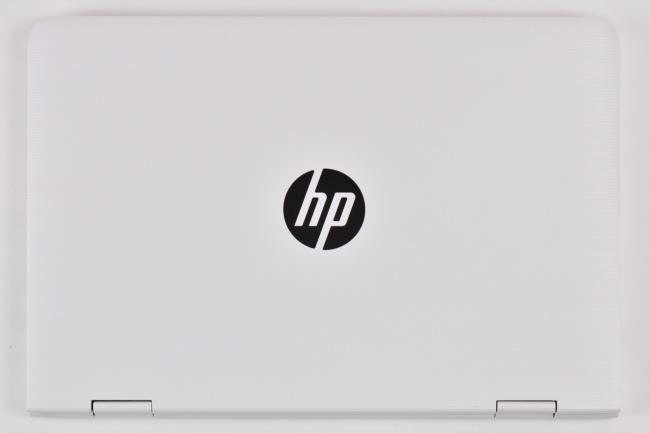HP x360 11-ab000 天面(その1)