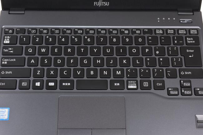 かな表記なしキーボード