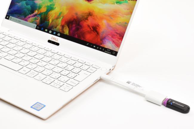 USB Type-C Type-A変換アダプター