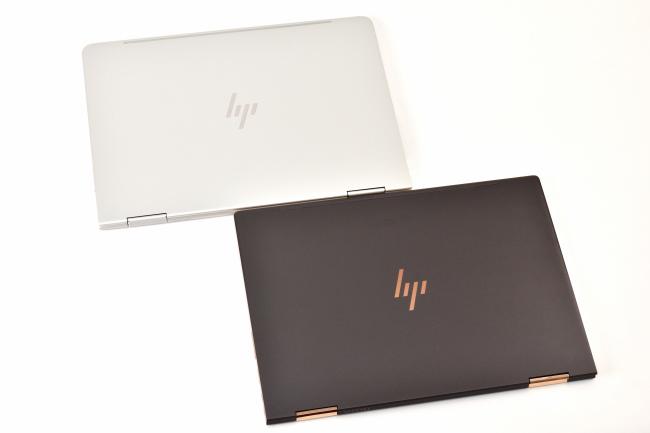HP Spectre x360 天面