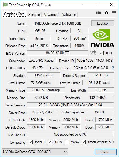 GPU-Z(Graphics GPU)