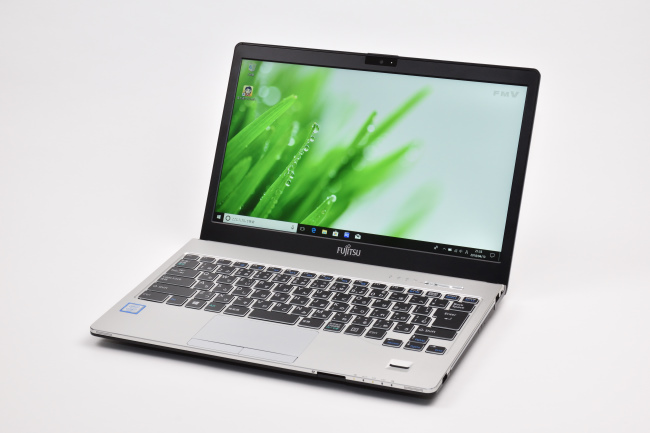 LIFEBOOK WS1/B3 正面(その3)