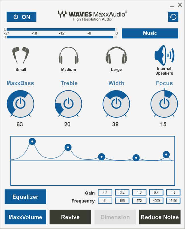 Waves MaxxAudio